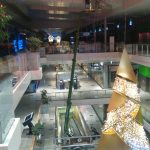 Inštalácia vianočnej výzdoby Prenájom plošiny Košice Aupark
